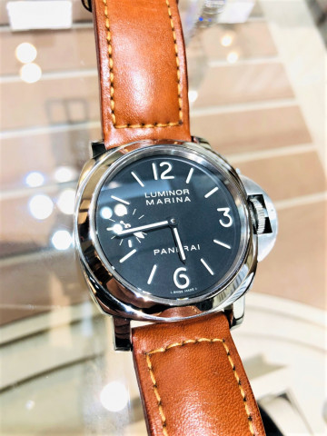 PANERAI 沛納海 Luminor PAM00111 PAM111 手上鍊 44mm