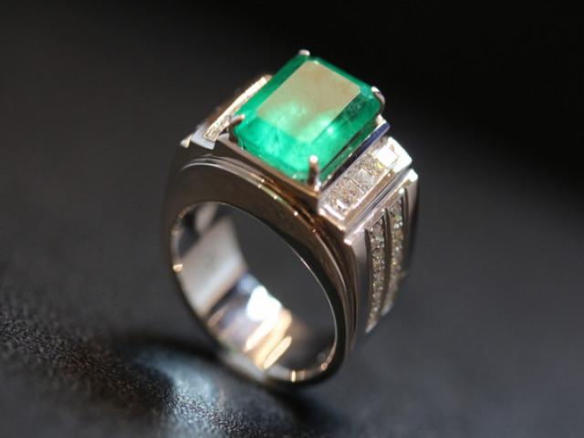 有色鑽、寶石