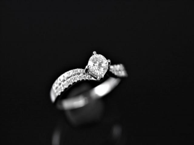 GIA鑽石戒指 - 0.51ct