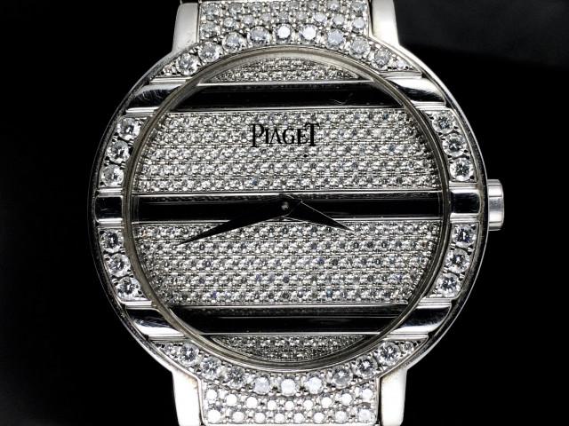 PIAGET P10172-POLO 130周年限量