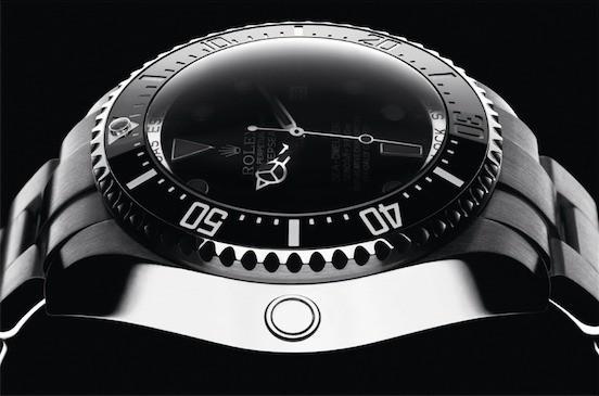勞力士潛水錶的極致工藝 — 水鬼王116660 DEEPSEA
