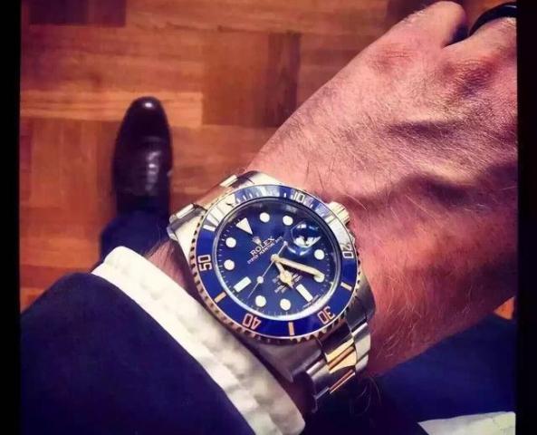 男士單品,一代經典,必敗勞力士錶款