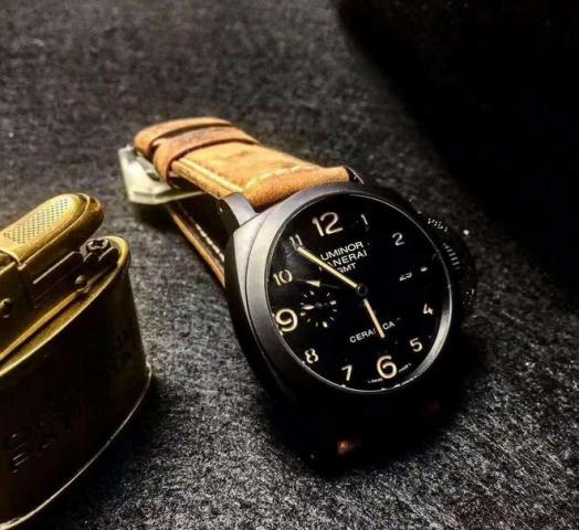 認識一下沛納海是怎樣的腕錶吧