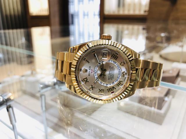細說勞力士最複雜的腕錶 「天行者」是否值得入手?