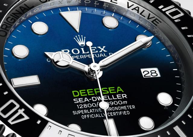 5點分析勞力士鬼王Deepsea規格更高但熱度不如水鬼